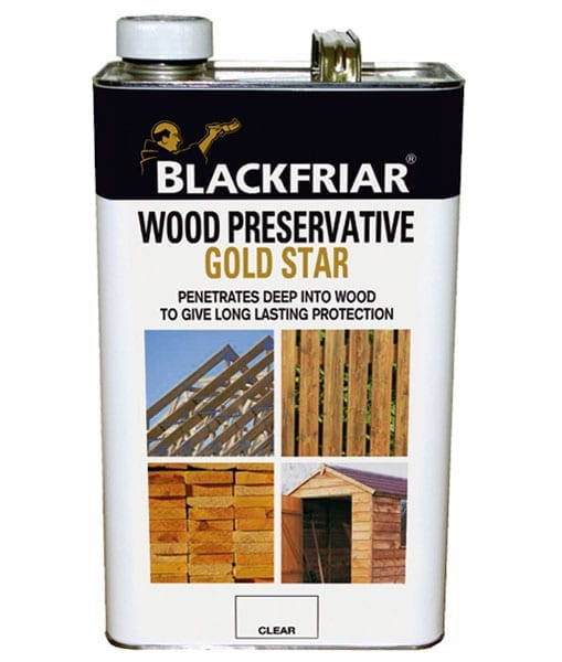 Blackfriar exterior wood preservative wilson 39 s paints - Exterior wood treatment products ...