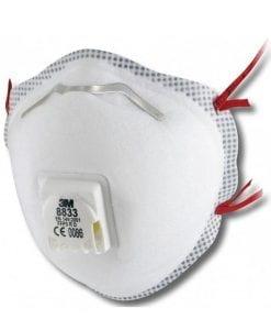 3M valved Respirator