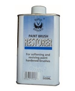 Bird Paint Brush Restorer
