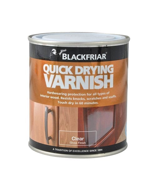 Blackfriar Quick Drying Varnish-Clear