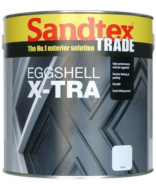 eggshell x-tra