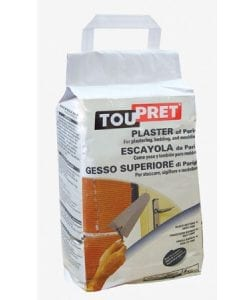 Toupret Plaster of Paris 4kg